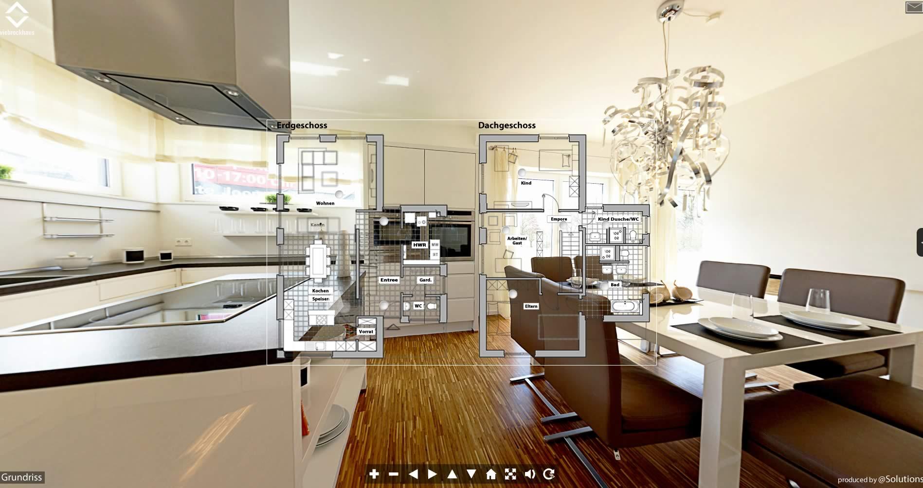 immobilien rundgang eine virtuelle 360 grad tour durch ihr objekt. Black Bedroom Furniture Sets. Home Design Ideas