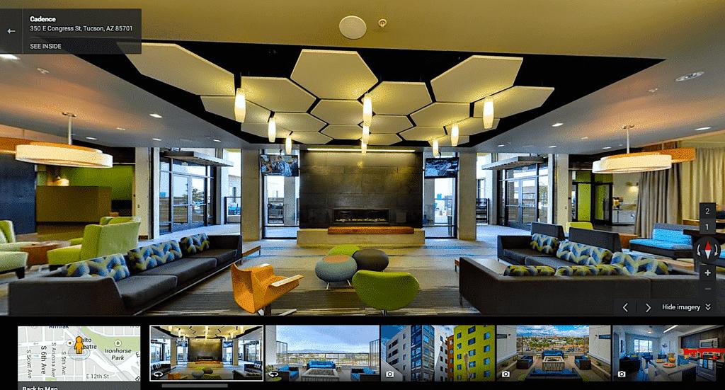 Ein Google Maps 3D Rundgang bietet viele Vorteile. Es schafft Vertrauen und Transparenz gegenüber dem Unternehmen.
