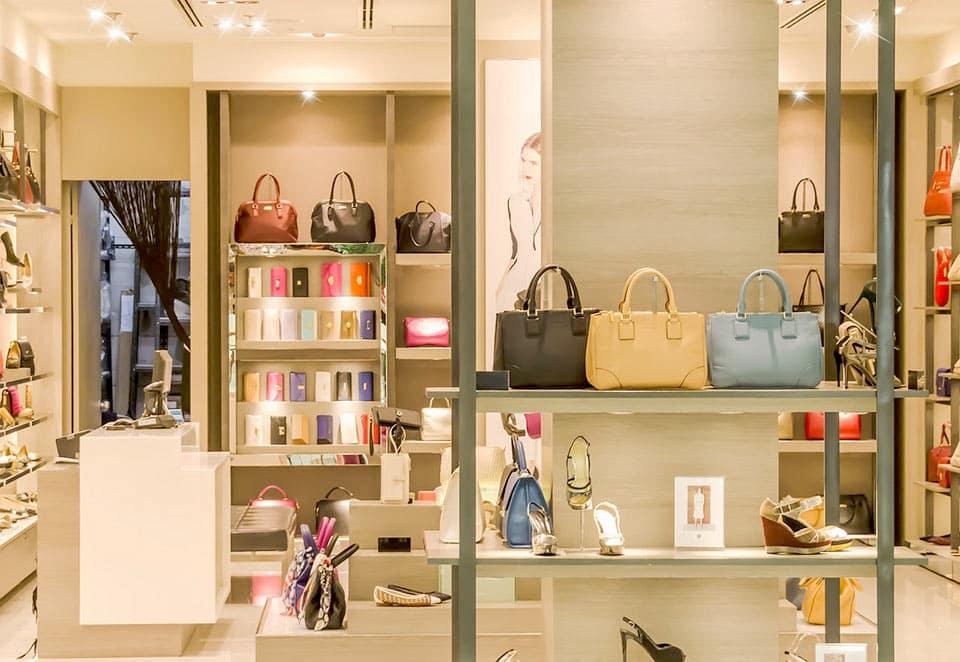 Luxus Einzelhandel Geschaeft