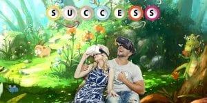 Marketing und Unternehmens Erfolg mit Virtual Reality