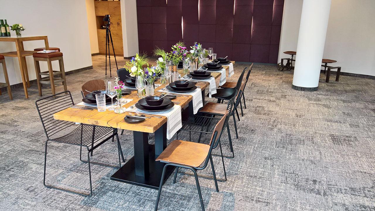 Hotel Konferenz und Meeting Raum Foto Shooting
