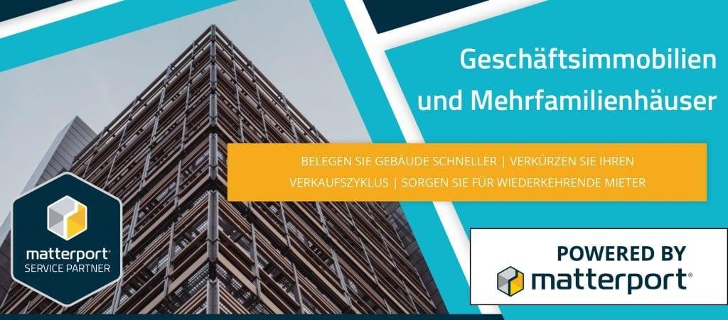 Matterport Partner Deutschland - 3D-Scan Tour Anbieter