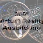Virtual Reality für die Ausbildung