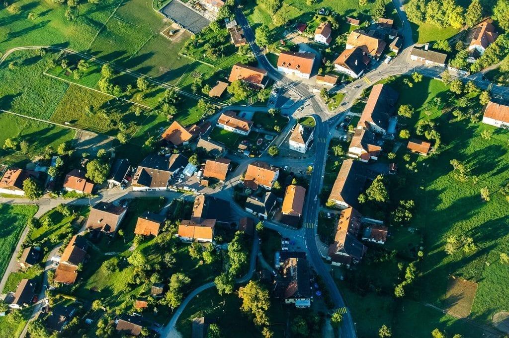 Drohnenaufnahmen, Luftbilder & Luftaufnahmen