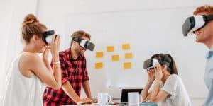 VR Virtual Reality für das Recruiting