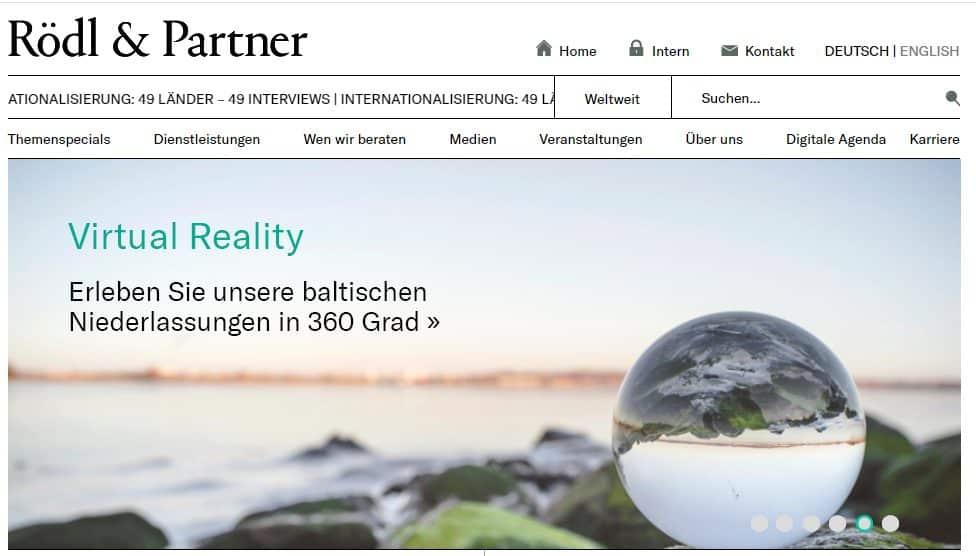 Virtual Reality im Unternehmen